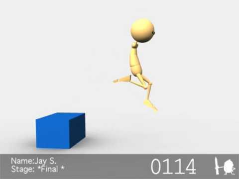 Class 2, Week 7 - Animation Mentor (Box Jump - Final)