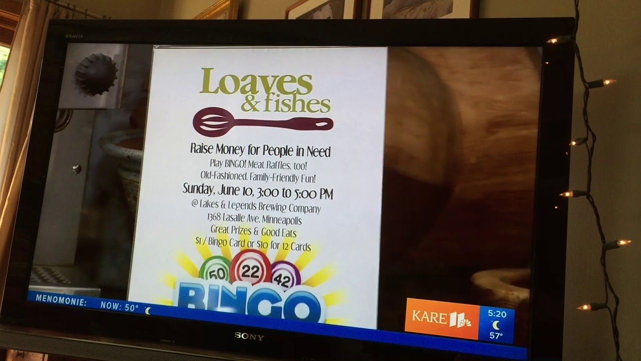 In the News - Loaves & Fishes MN