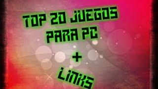 TOP 20 JUEGOS PC + LINK DE DESCARGA [2013]
