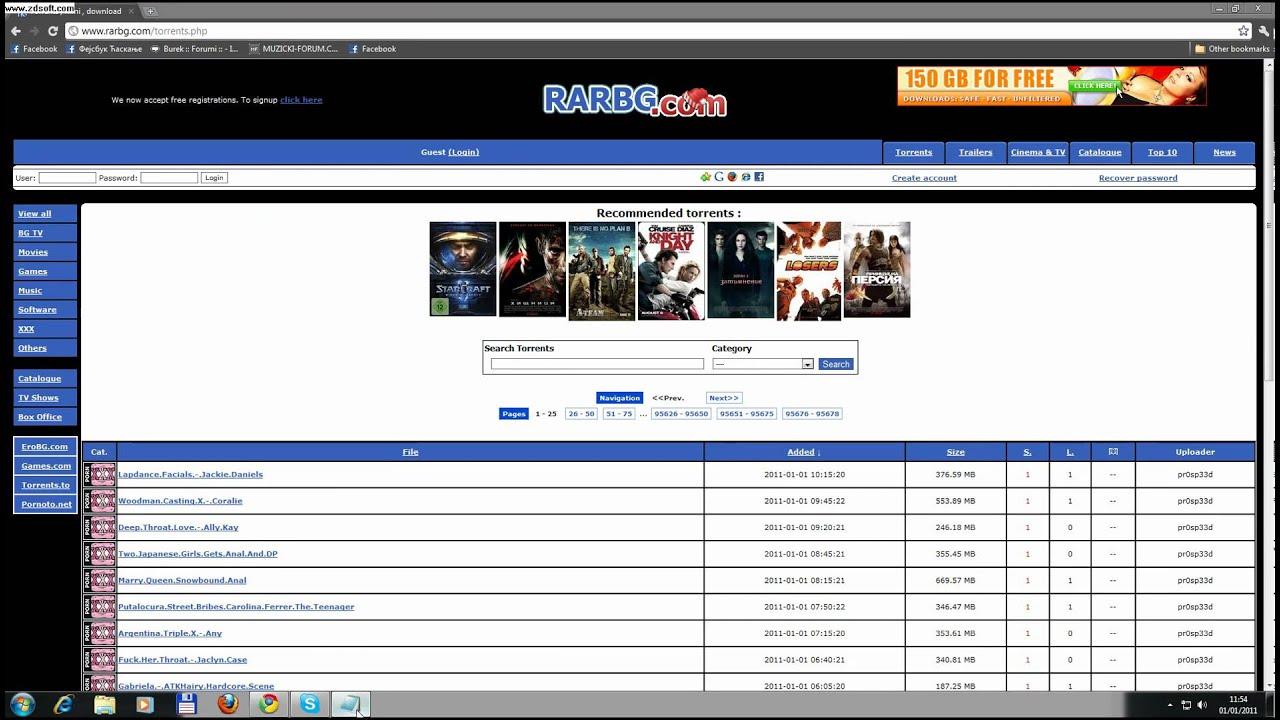 rarbg movies download