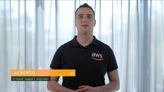 Wie kann ich eine AWS Managed Microsoft AD zu authentifizieren von Benutzern bei Amazon QuickSight?