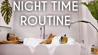 Fall Night Time Routine