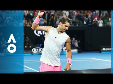 Rafael Nadal retires hurt in QF | Australian Open 2018