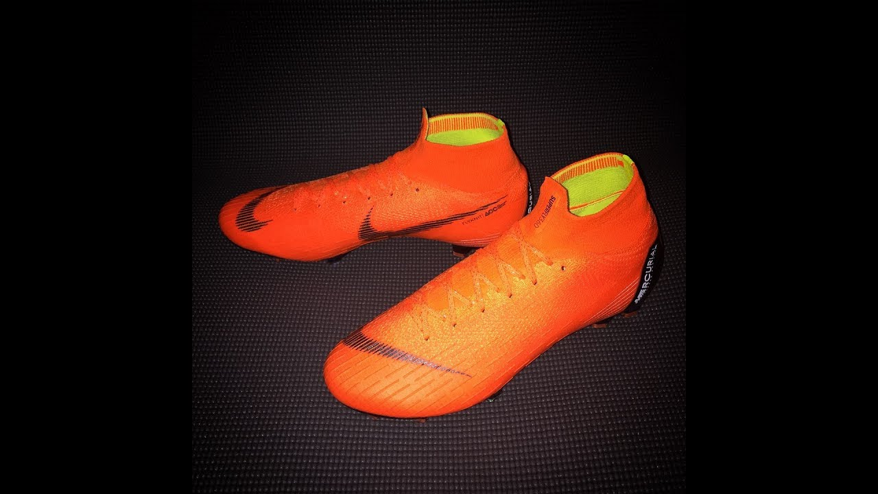 8a67072f3932 Unboxing  Nike Mercurial Superfly VI 360 Elite FG
