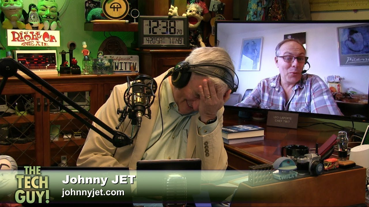 Leo Laporte The Tech Guy 1584 Youtube