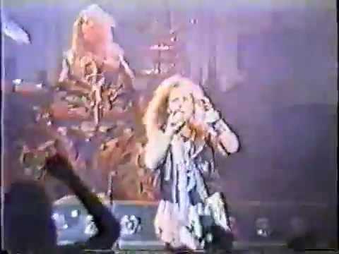 Poison Middletown NY August 2 1989 Full...