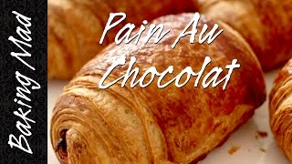 Baking Mad Monday: Pain Au Chocolat