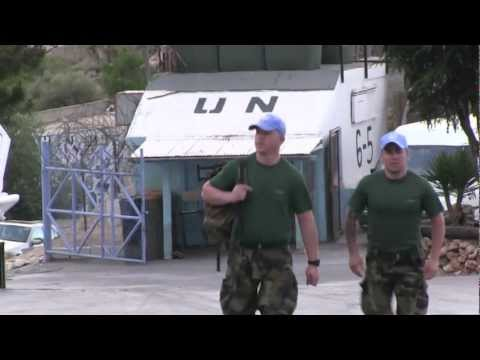 UNIFIL-operaatio- Camp Shamrock
