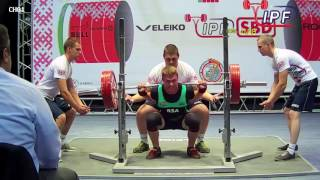 Men Open, 83 kg B Group - World Classic Powerlifting Championships 2017