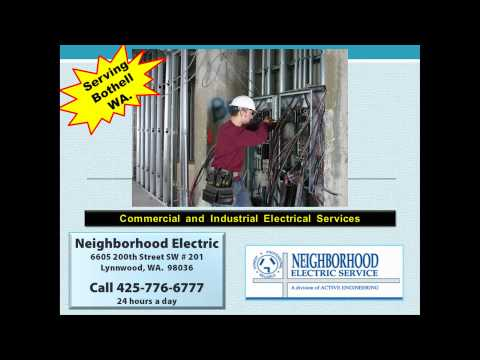 Electrician In Bothell WA | 425-776-6777 | Electrical Contractors Bothell