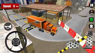 Truck Parking Thrill 3D Simulator Android Gameplay