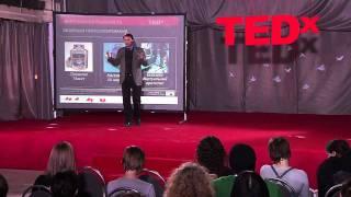 TedxVorobyovy-Gory - Alexander Zolotov - Building Information Modeling (BIM)