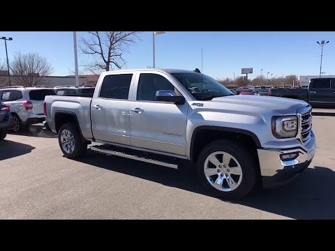 2018 GMC Sierra 1500 Tulsa, Broken Arrow, Owasso, Bixby, Green Country, OK G80293