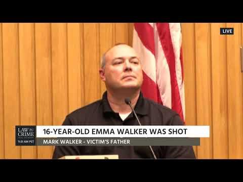 William Riley Gaul Trial Day 1 Part 2 Victim