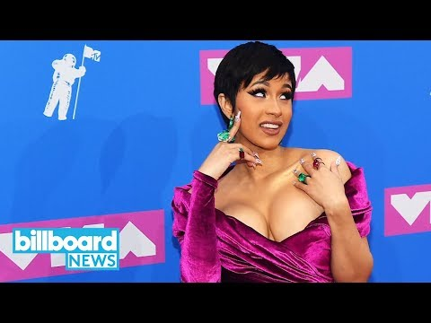 Here Are All The Fashion Looks From The 2018 MTV VMAs Red Carpet | Billboard News