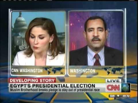 CNN Host Vindicated after Grilling leader of Brotherhood