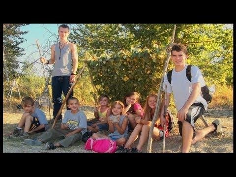 Bushcraft Kids - Outdoor & Survival Skills Trip