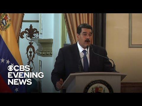 Maduro blocks humanitarian aid amid crisis in Venezuela