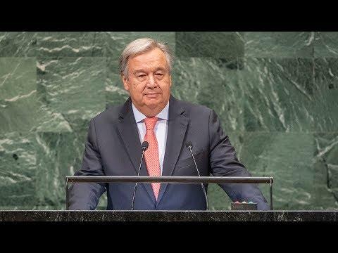 Secretary-General Addresses General Debate, 73rd Session