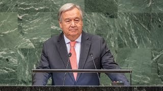 Secretary-General Addresses General Debate, 73rd Session