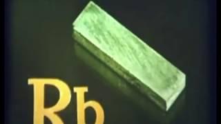 ВЫПУСК № 13 Щелочные металлы и их применение