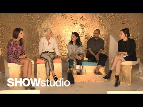 Saint Laurent Womenswear - Spring / Summer 2015 Panel Discussion