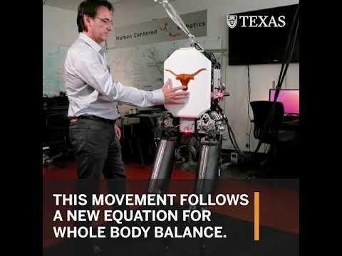 The secret to robots with good balance? Shakira-level gyrating hips