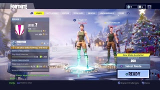 Playing Fortnite come and join me w/ Reaperblade/ funny moments