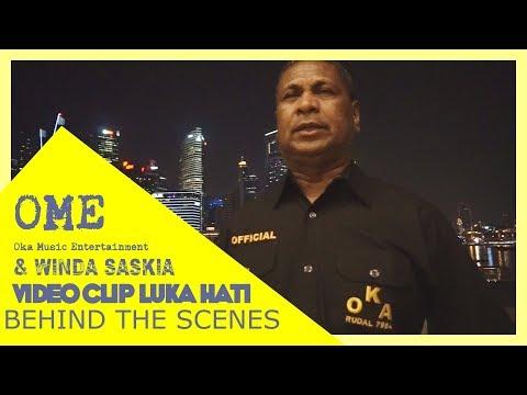 OKA RUDAL 7984  'BEHIND THE SCENES' Video Clip Luka Hati Winda Saskia Mp3
