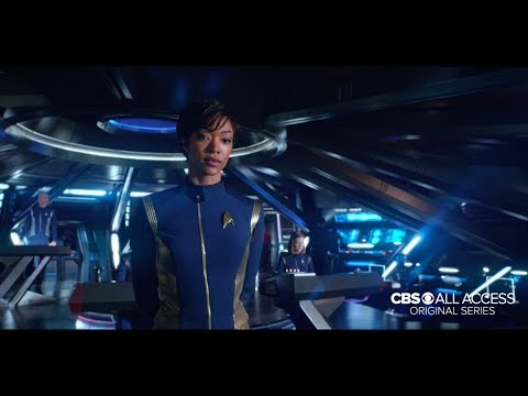 San Diego Comic Con 2017 - Star Trek: Discovery, Ballroom 20, July 22, 2:30 PM PST #SDCC