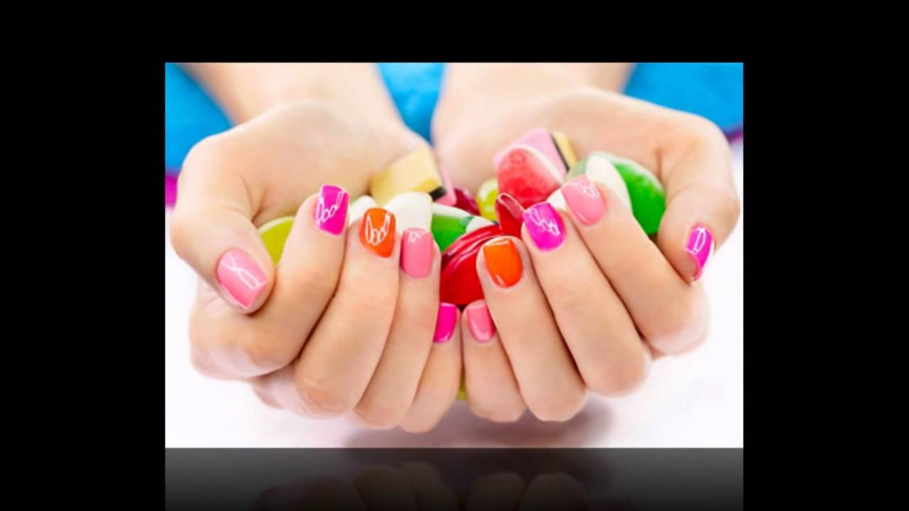 LT Nails in Decatur, GA 30033 (921) - YouTube