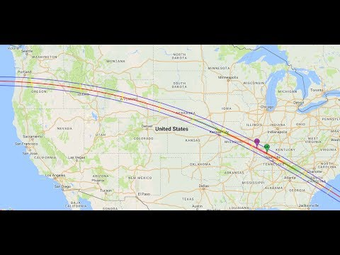 The Great Eclipse 2017 2024. 7 Years.  A Biblical Timeline.  Signs And Wonders!