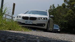 BMW 528i、520d Gran Turismo試駕