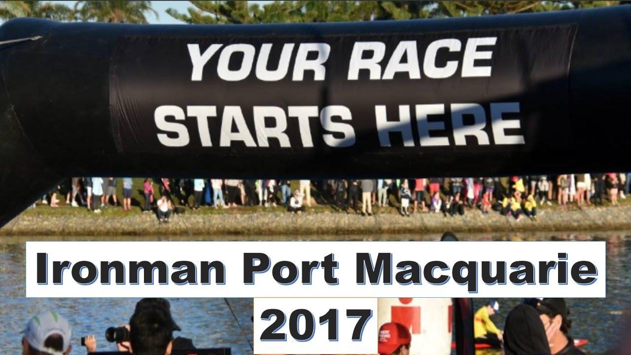 Ironman Port Macquarie 2017 : Swim leg | photos, video