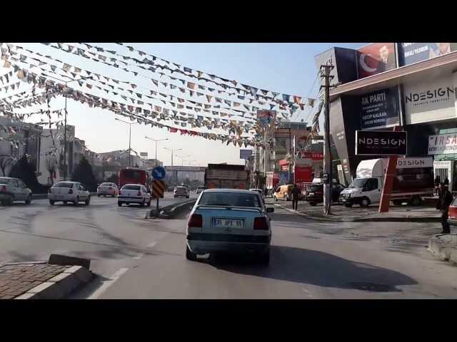 Konaktan Gaziemir Yönüne Do?ru Ofisizmir Adres Tarifi