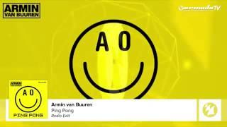 Ping Pong (Radio Edit) - Armin van Buuren