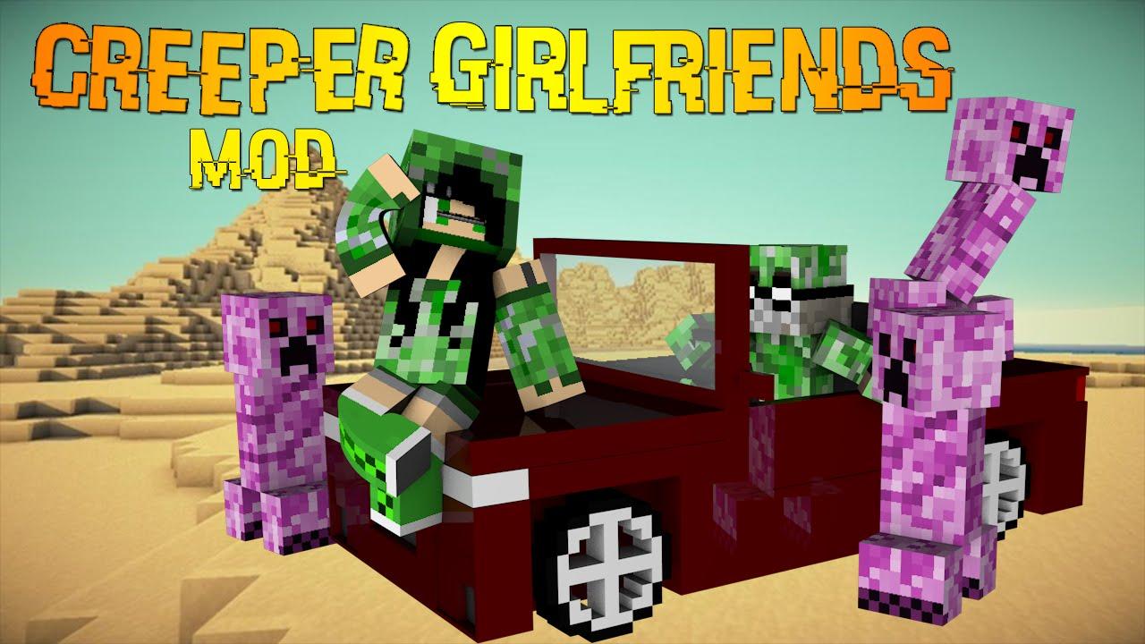 minecraft how to get a girlfriend egg
