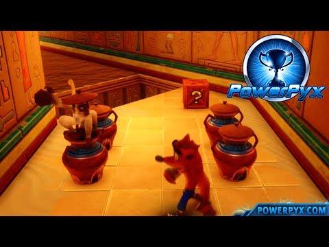 Crash Bandicoot 3: Warped - Your Moment of Zen Trophy Guide