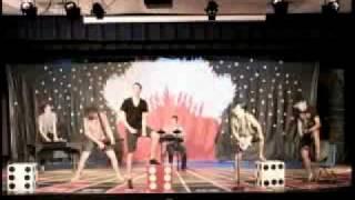 The Devil Wears Prada music video - Sassafras cover