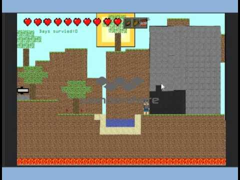 Minecraft Flash Game YouTube - Minecraft flash spielen