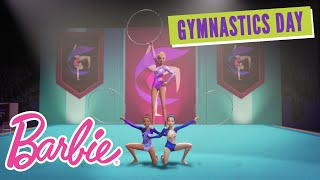 Barbie Celebrates National Gymnastics Day | Barbie