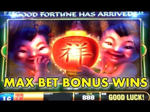 8 80 Max Bet Slot Bonus Big Wins Fu Dao Le 88 Fortunes