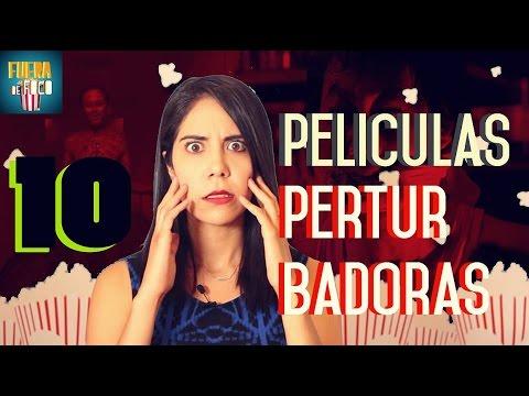 TOP 10 películas PERTURBADORAS