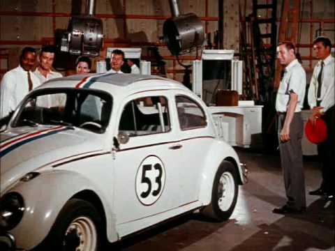 'The Love Bug'  Disney studio promo