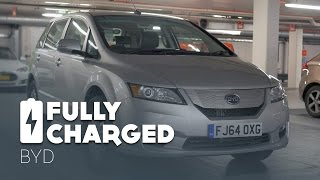 BYD e6 - Thriev | Fully Charged