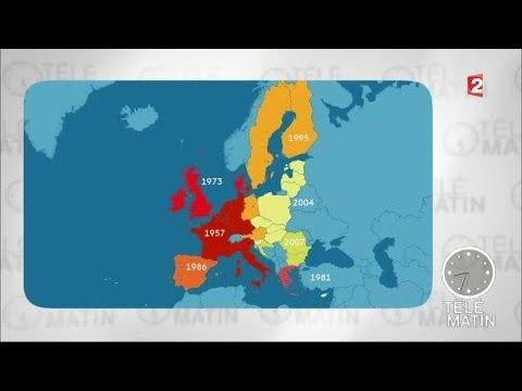 Actu plus - Les pays d'Europe de l'Est