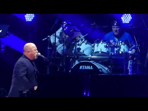 """Only the Good Die Young"" Billy Joel@Madison Square Garden New York 1/11/18"