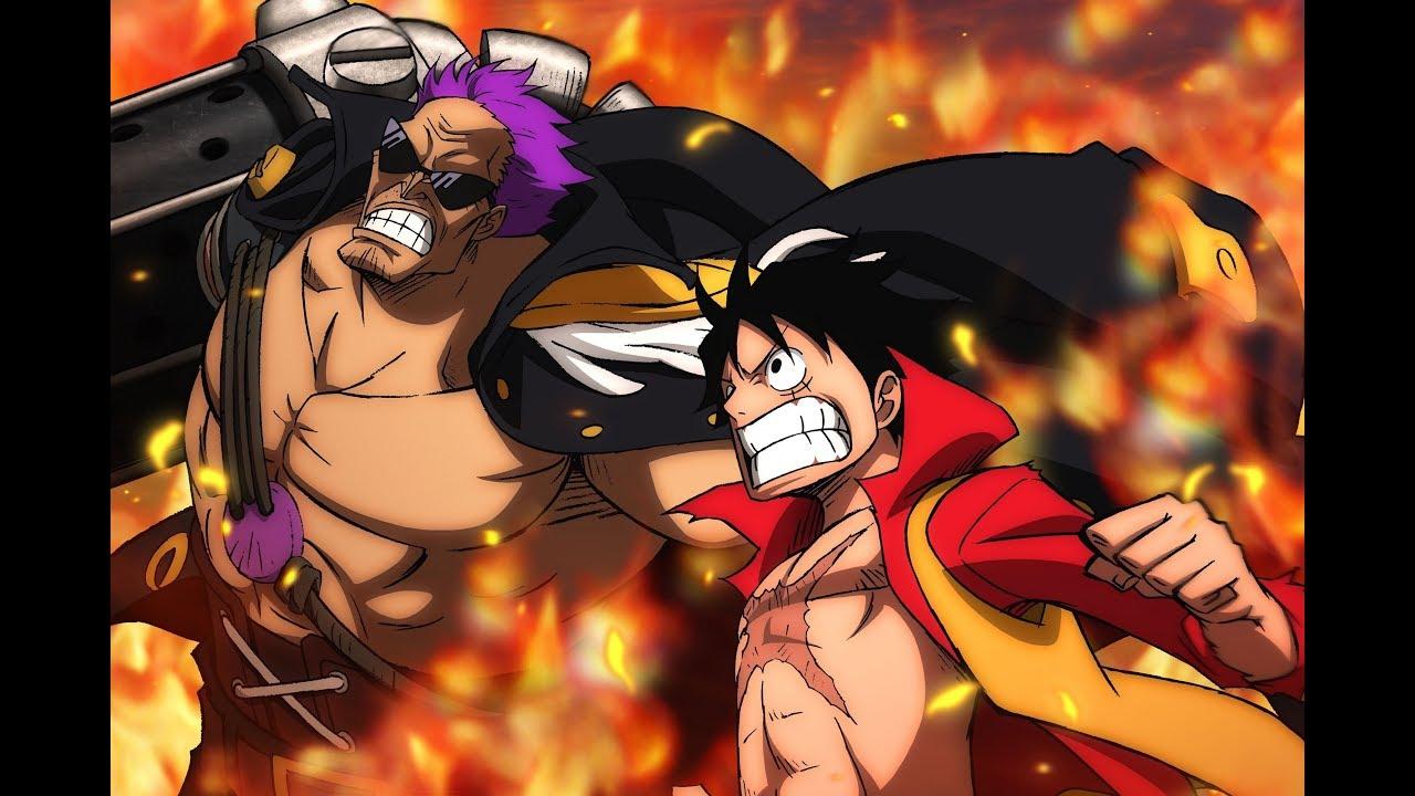 One Piece Z Amv Mugiwara Vs Neo Marine