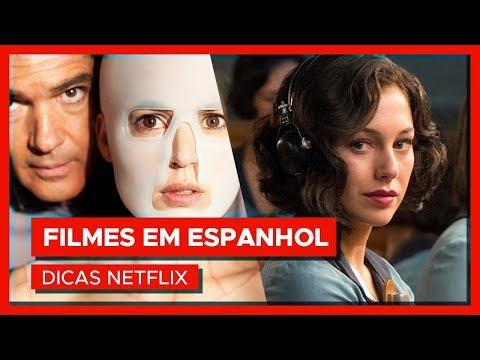 FILMES PARA PRATICAR O ESPANHOL | Dicas Netflix #9