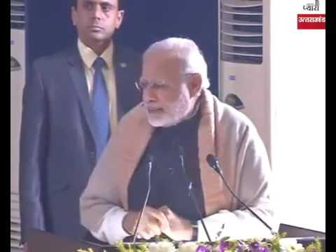 Narendra modi speech at bhu Varanasi against Rahul Gandhi